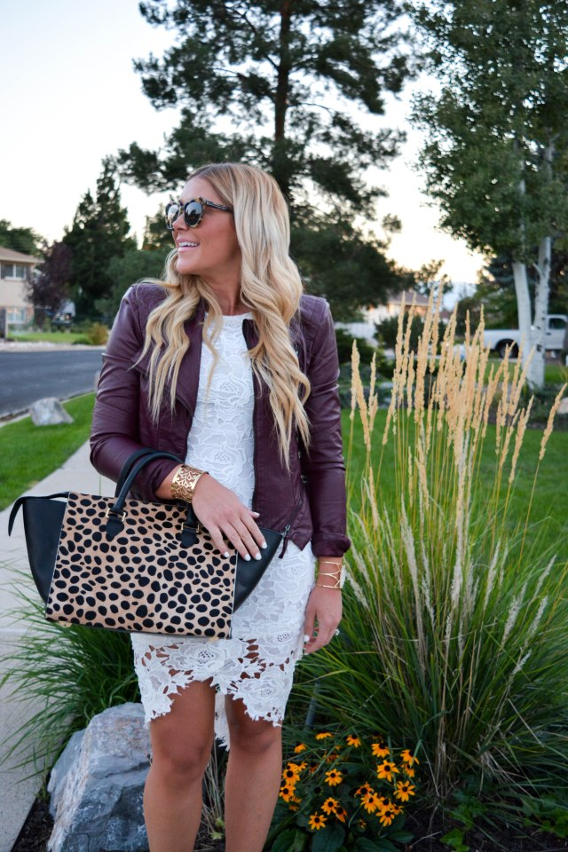 fall fashion, transitional fashion, leopard bag, clare vivier, karen walker sunglasses